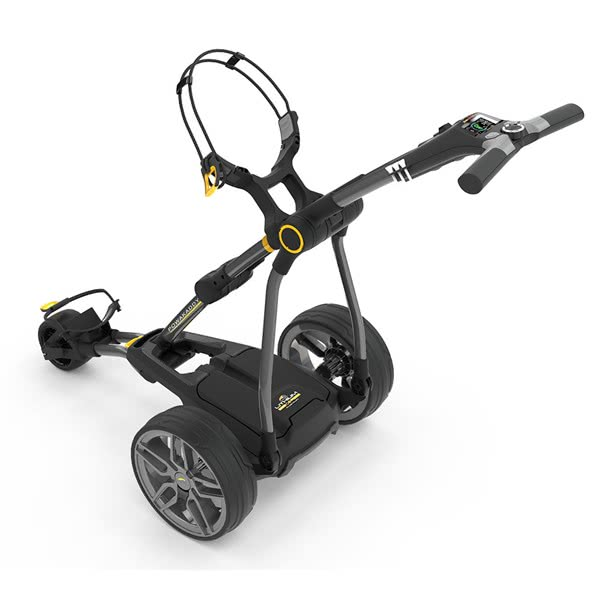 Powakaddy Compact C2i EBS GPS Electric Trolley with Lithium Battery 2019