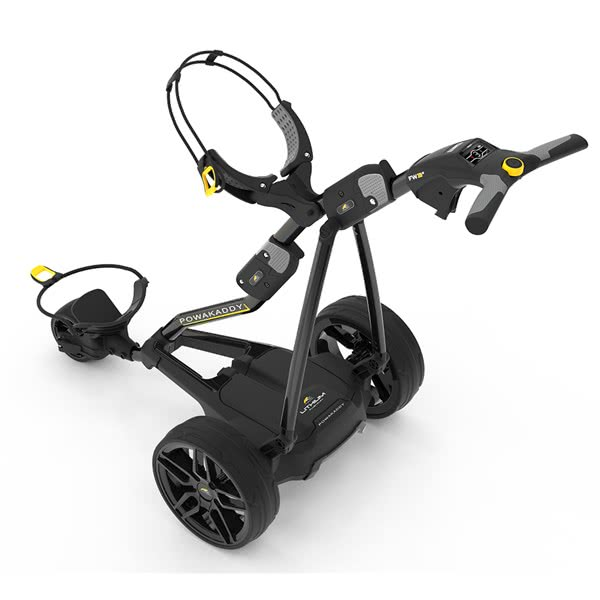 Powakaddy FW3s Electric Trolley with Lithium Battery 2019