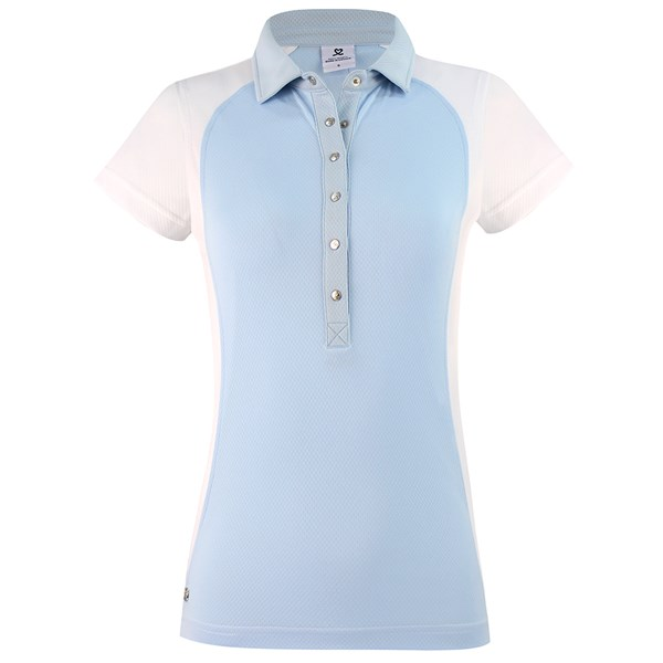 Daily Sports Ladies Zenia Cap Sleeve Polo Shirt