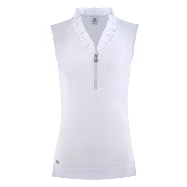 Daily Sports Ladies Patrice Sleeveless Polo Shirt