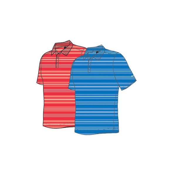 Nike Mens Dri-Fit Tech Stripe Polo Shirt