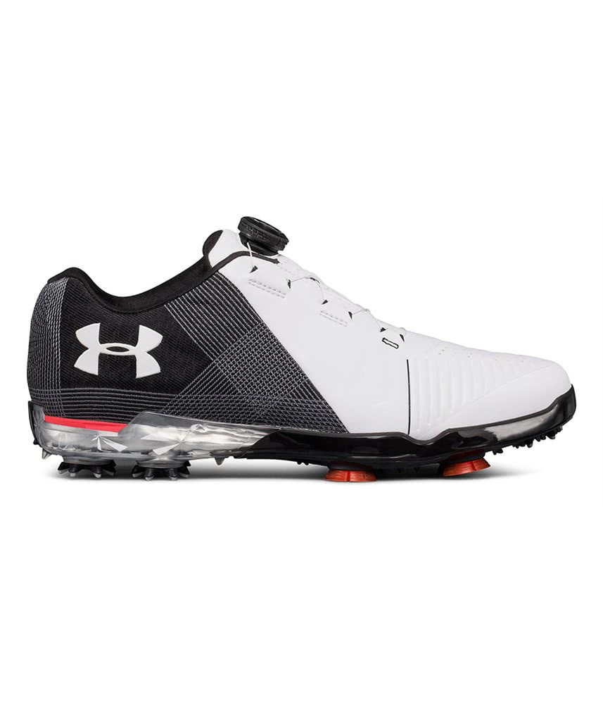 under armour mens spieth 2 boa golf shoes golfonline