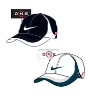 Nike Tour Blocked Cap  Victory Red