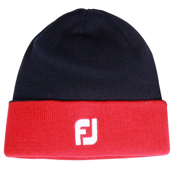 6b43a623542 FootJoy Reversible Winter Beanie - Golfonline
