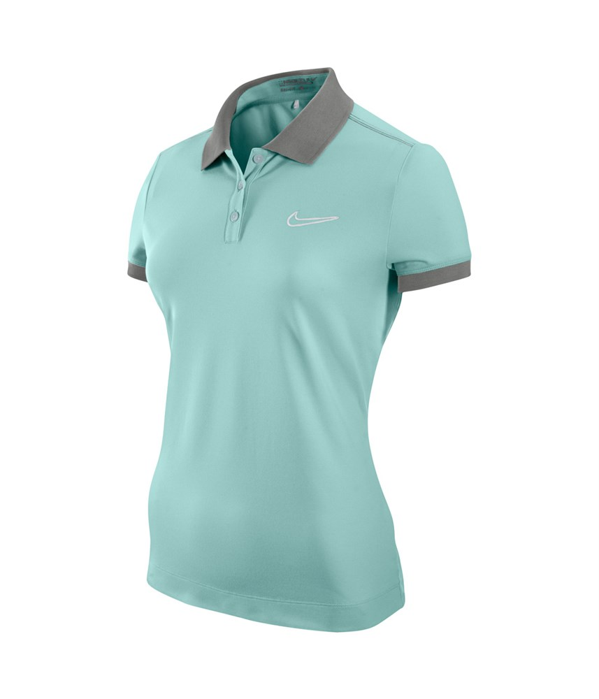 nike ladies method golf polo shirt 2011 golfonline