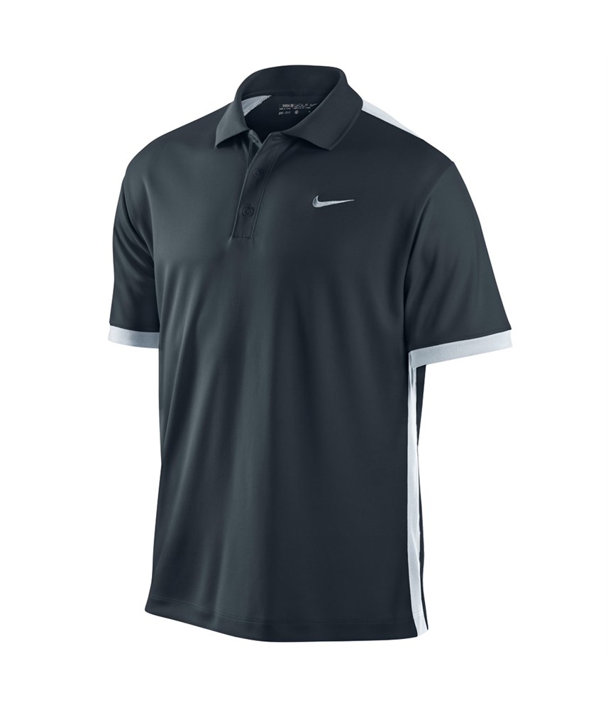 Nike Mens Modern ColourBlock Golf Polo Shirt - Golfonline