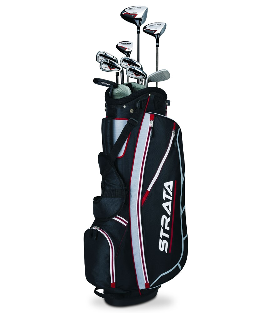 callaway mens strata 12 piece package set golfonline. Black Bedroom Furniture Sets. Home Design Ideas