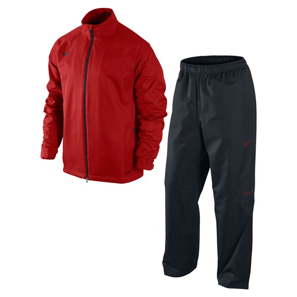 Nike Mens Storm Fit Packable Rain Suit 2012 Golfonline
