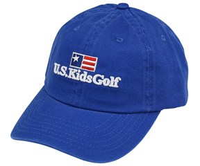 US Kids Junior Twill Cap