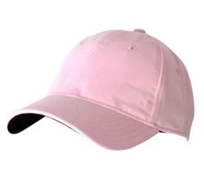 US Kids Girls Side Pink Golf Cap