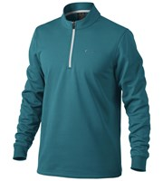 Oakley Mens Solid 1/4 Zip Fleece