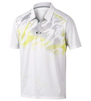 Oakley Mens Cryptic Polo Shirt