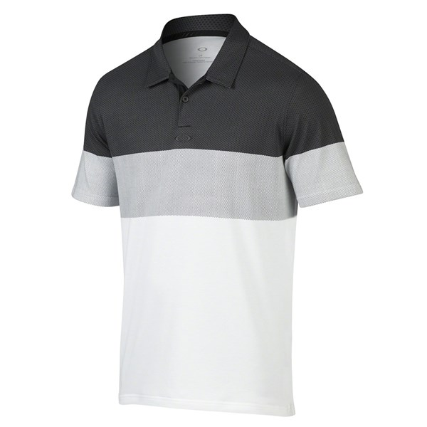 Oakley Mens Premier Urban Polo Shirt