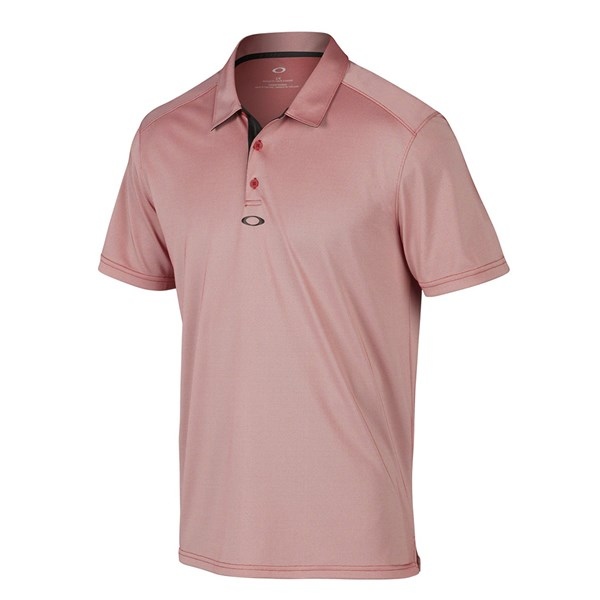 Oakley Mens Crafted Polo Shirt