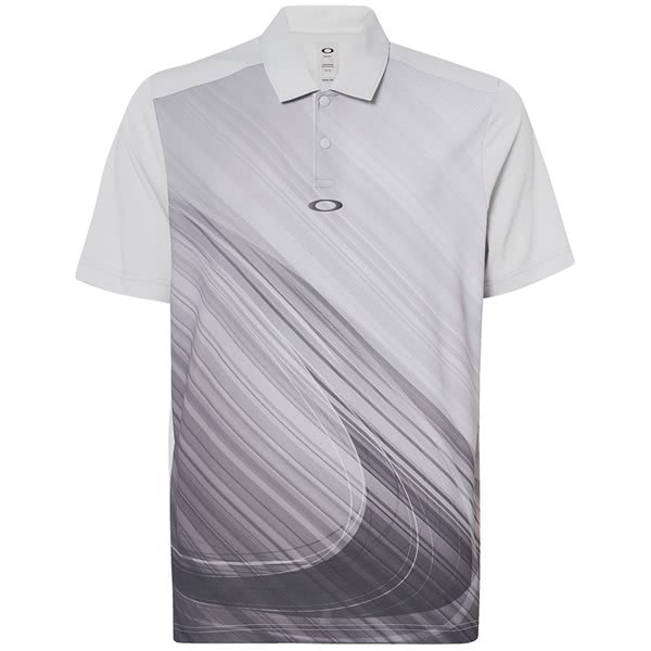 Oakley Mens Exploded Ellipse Polo Shirt