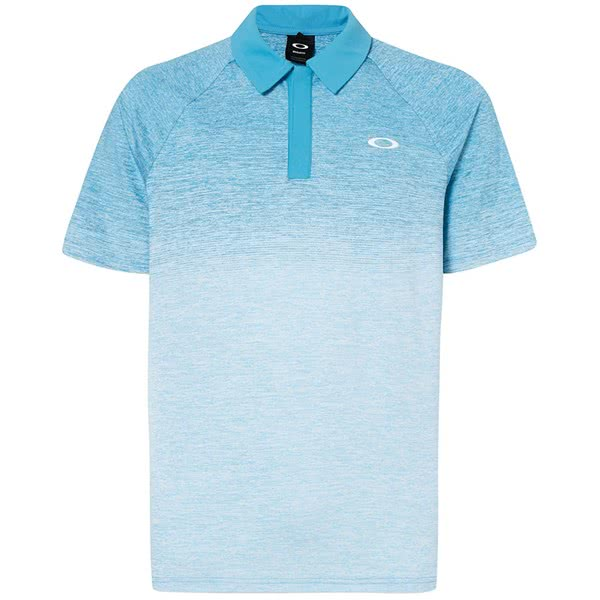 Oakley Mens Four Jack Gradient SS Polo Shirt
