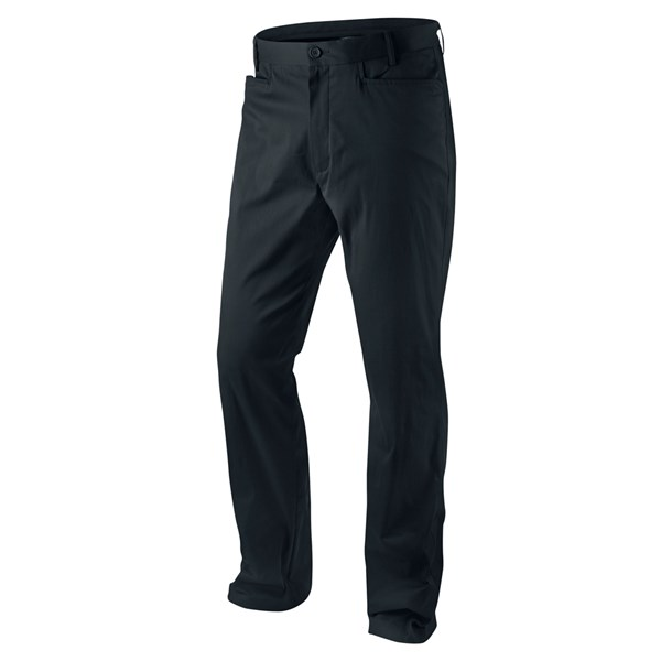 Nike Mens Dri-Fit Flat Front Trousers