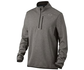 Oakley Mens Gladiator Quarter Zip Training Pullover