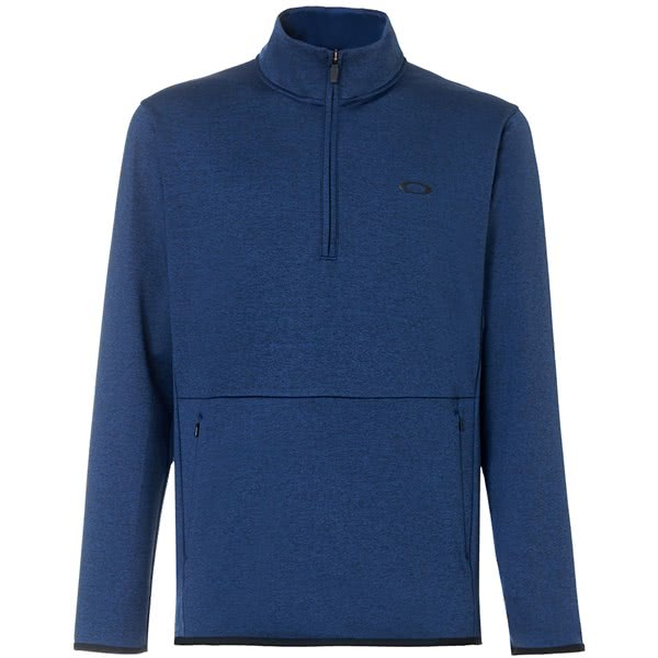 Oakley Mens Half Zip Fleece