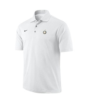 Nike Mens Inter Milan Tech Solid Polo Shirt