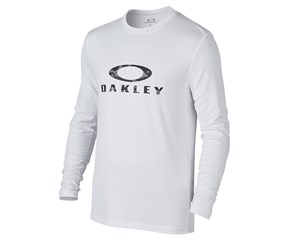 Oakley Mens Surf Long Sleeve T Shirt