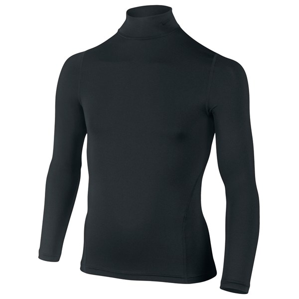 Nike Boys Dri-Fit Pro Combat Core Compression Mock Baselayer