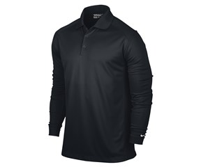 Nike Mens Victory Long Sleeve Polo Shirt