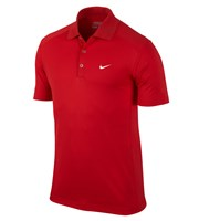 Nike Mens Victory Polo Shirt  Logo on Chest