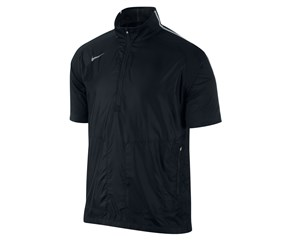 Nike Mens Half Zip Short Sleeve Wind Top 2014