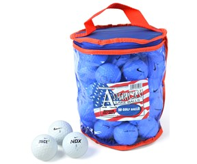 Nike Mixed Grade A Lake Balls  50 Balls