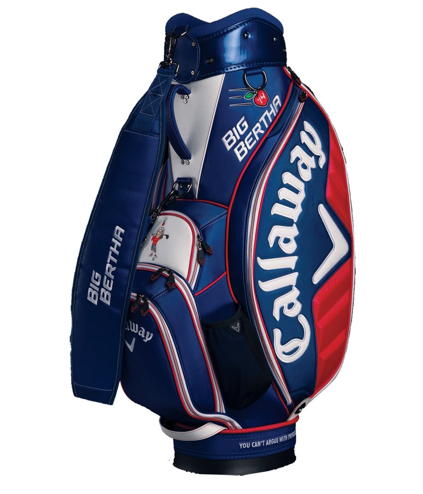 6c0e728a0edf Callaway Big Bertha Mini Staff Trolley Bag 2014 - Golfonline