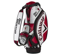 Callaway Big Bertha Tour Staff Bag 2015 (Red/White)