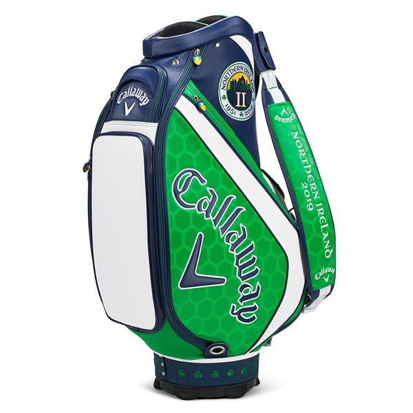 Callaway The Open July Major Staff Bag 2019 - Limited Edition