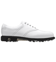FootJoy Mens MyJoys ICON Traditional Golf Shoes