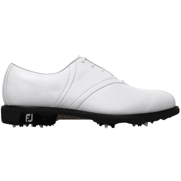 FootJoy Mens MyJoys FJ Icon V-Saddle Shoes