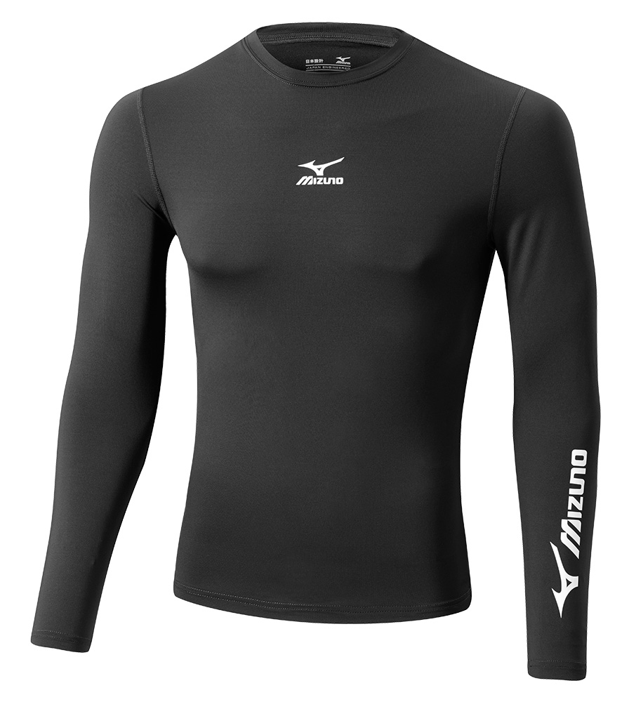 Mizuno Mens Long Sleeve Base Layer Top - Golfonline 436977822ec4
