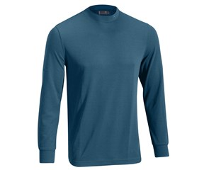Mizuno Mens Breath Thermo Mock Neck Shirt