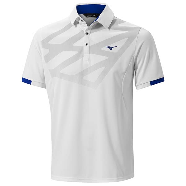 2b078192 Mizuno Mens Solar Cut Polo Shirt 2019. Double tap to zoom. 1 ...