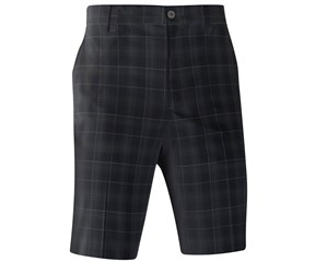 Mizuno Mens Check Golf Shorts