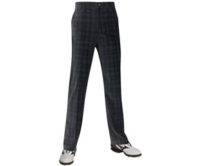 Mizuno Mens Check Golf Trouser