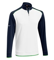 Mizuno Mens Warmalite Quarter Zip Top