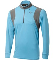 Mizuno Mens Warm Layer Quarter Zip Pullover