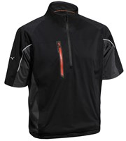 Mizuno Mens Impermalite F10 Short Sleeve Rain Jacket