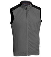 Mizuno Mens Windlite Windproof Sleeveless Vest 2016
