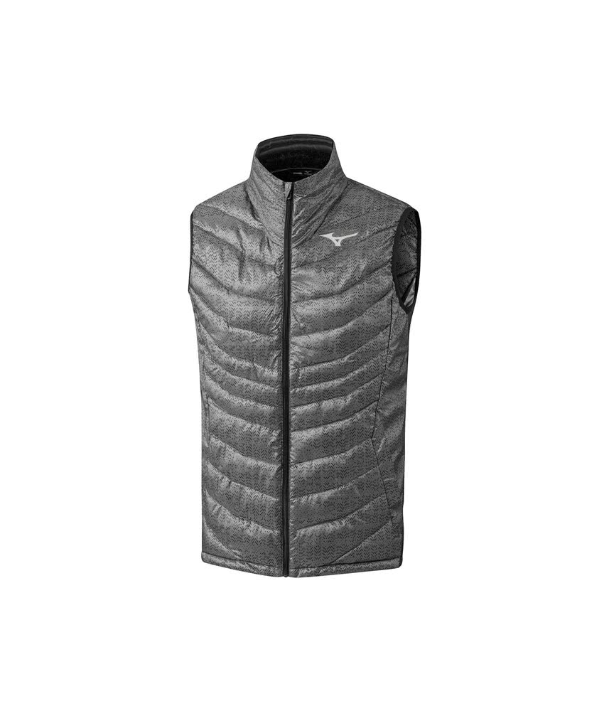 2b83a5d6eb95 Mizuno Mens Breath Thermo Full Zip Gilet - Golfonline