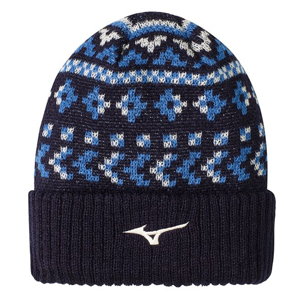 Mizuno Breathe Thermo Beanie Hat
