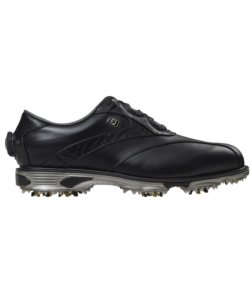Footjoy Mens DryJoys Tour Boa Golf Shoes