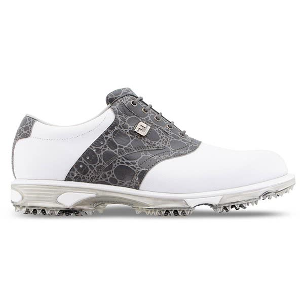 FootJoy Mens DryJoys Tour Anniversary Golf Shoes - Limited Edition