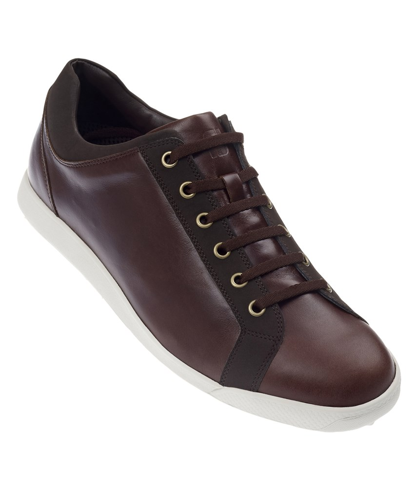 footjoy mens contour casual spikeless golf shoes coffee 2013