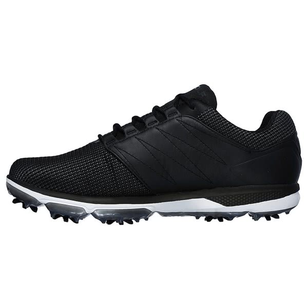 Details about Skechers Mens GO Golf Pro 4 Honors Golf Shoes 54536 BKW BlackWhite New